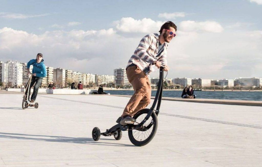 halfbike bici