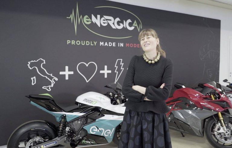 Energica moto