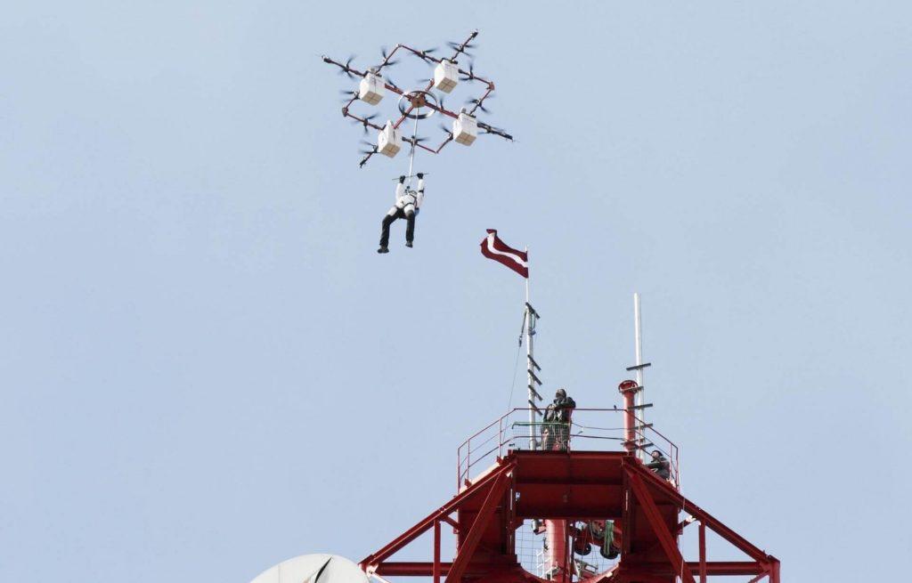 droni sport estremi