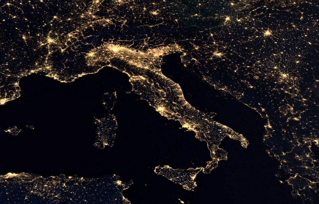 italia connessa fibra open fiber