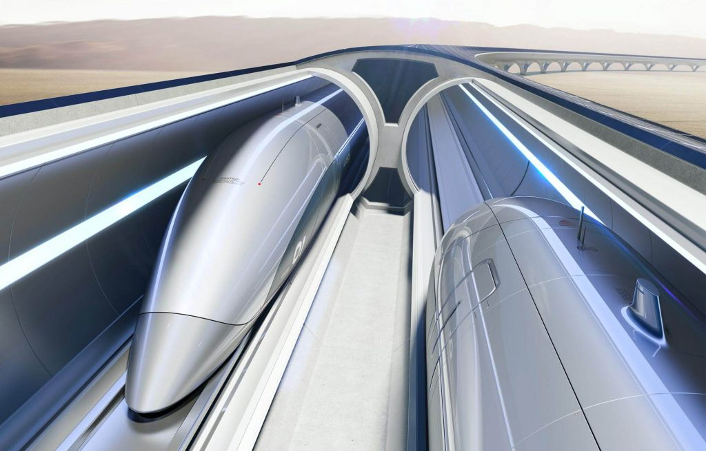 Da Milano a Malpensa in 10 minuti? Al via lo studio di Hyperloop