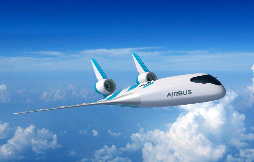 Maveric, l'aereo del futuro secondo Airbus
