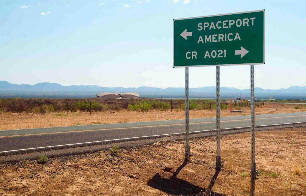 Apre in New Mexico il primo spazio porto al mondo