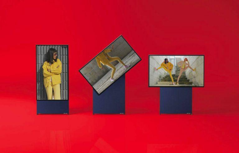 film e televisori in verticale