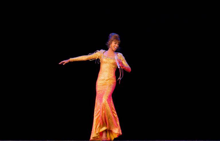 ologramma di Whitney Houston in tour