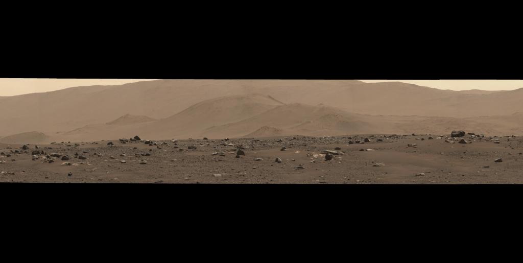 Panoramica Mars