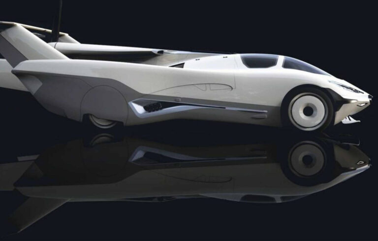 auto volante AirCar