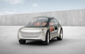 Un'auto elettrica per ripulire l'aria