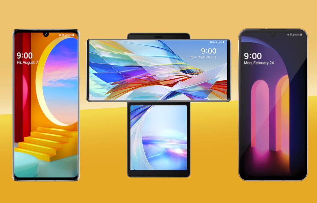 lg non venderà più smartphone