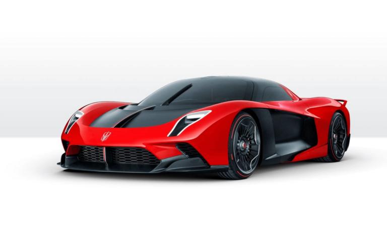 Auto elettriche di lusso: maxi-investimento in Italia
