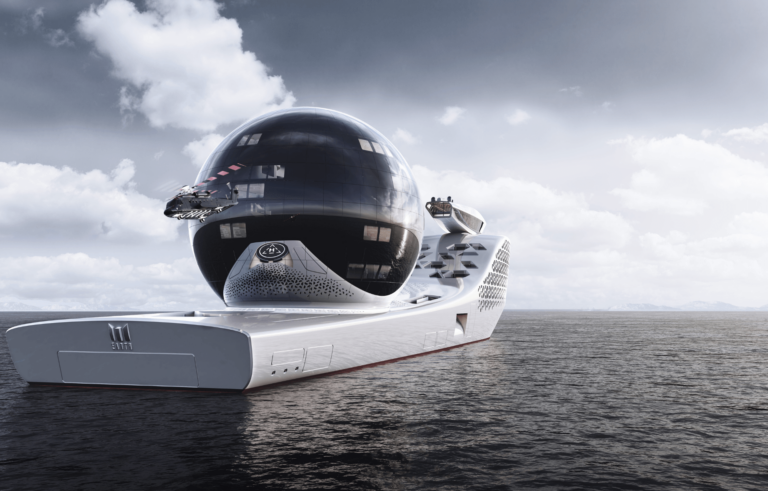 Earth300: un super yacht per proteggere il mare