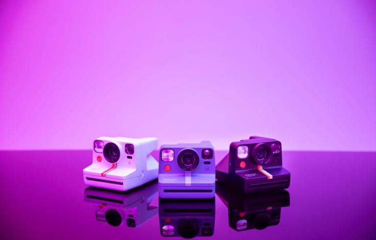 Polaroid Now+, la nuova macchina istantanea che guarda al digitale